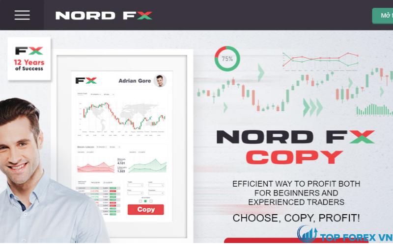 Đánh giá sàn NordFX