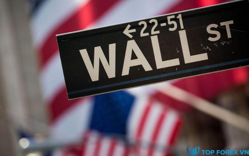 Cổ phiếu trên Phố Wall