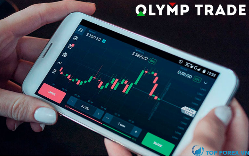 Nền tảng giao dịch Olymp trade