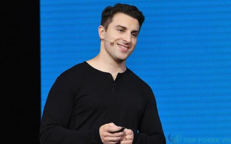 Brian Chesky - Giám đốc điều hành Airbnb