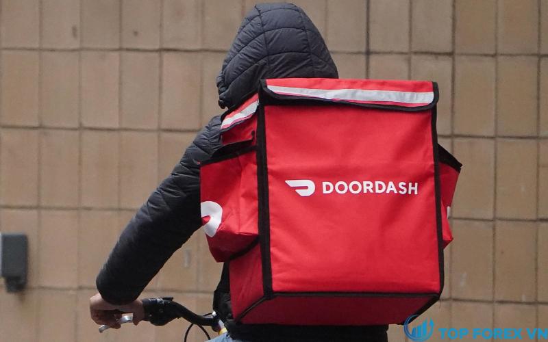 Cổ phiếu của DoorDash tăng