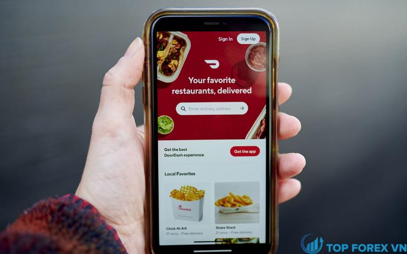 DoorDash mở rộng dịch vụ của mình, ngoài giao hàng thực phẩm