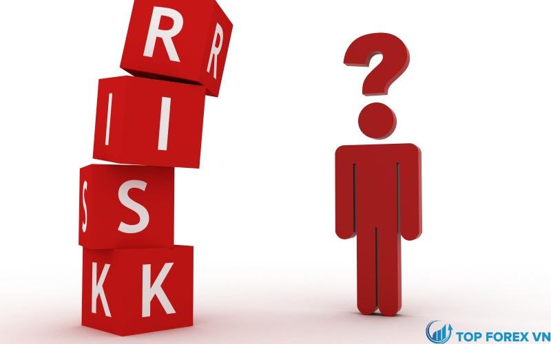 Rủi ro khi giao dịch Forex