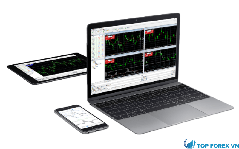 Đánh giá sàn BYFX qua nền tảng giao dịch