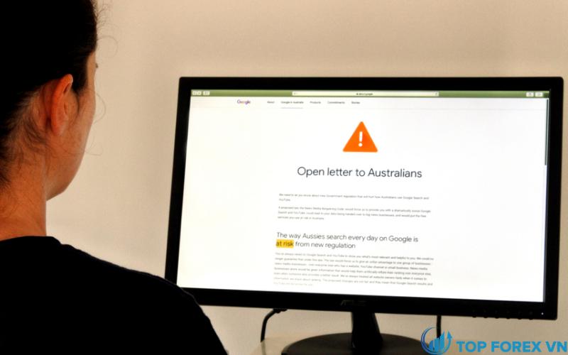 19 triệu người dùng tại Úc đối mặt với việc mất quyền sử dụng Google