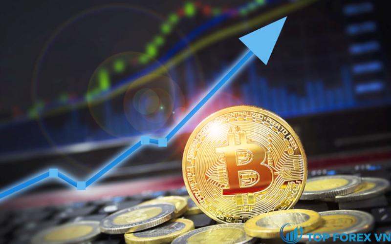 Bitcoin tăng kỷ lục