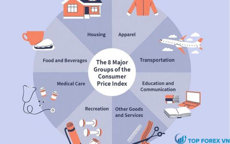 Danh mục trong chỉ số giá tiêu dùng là gì