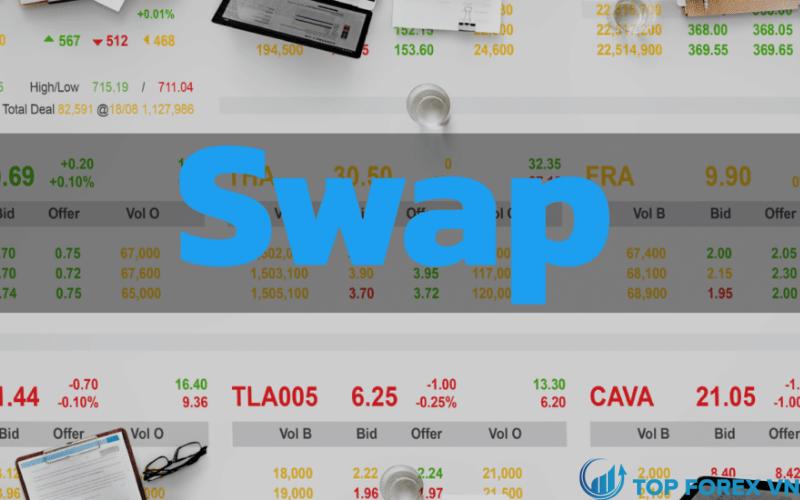 Swap Forex là gì
