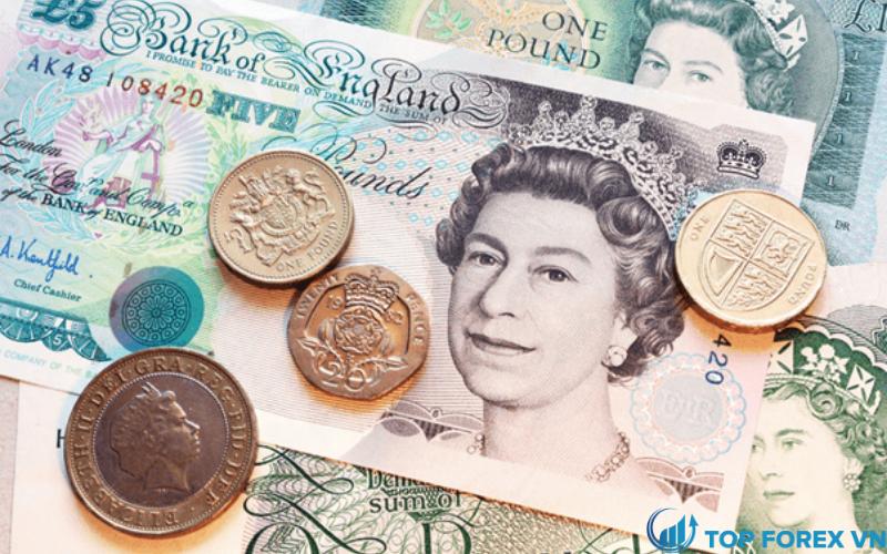 Đồng bảng Anh đạt mức cao nhất gần ba năm