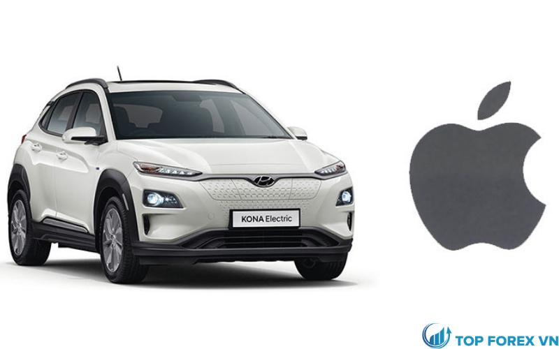 Apple chốt hợp đồng với Hyundai-Kia
