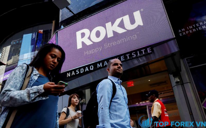 Roku - Cổ phiếu của công ty phần cứng truyền thông kỹ thuật số đã tăng 3%