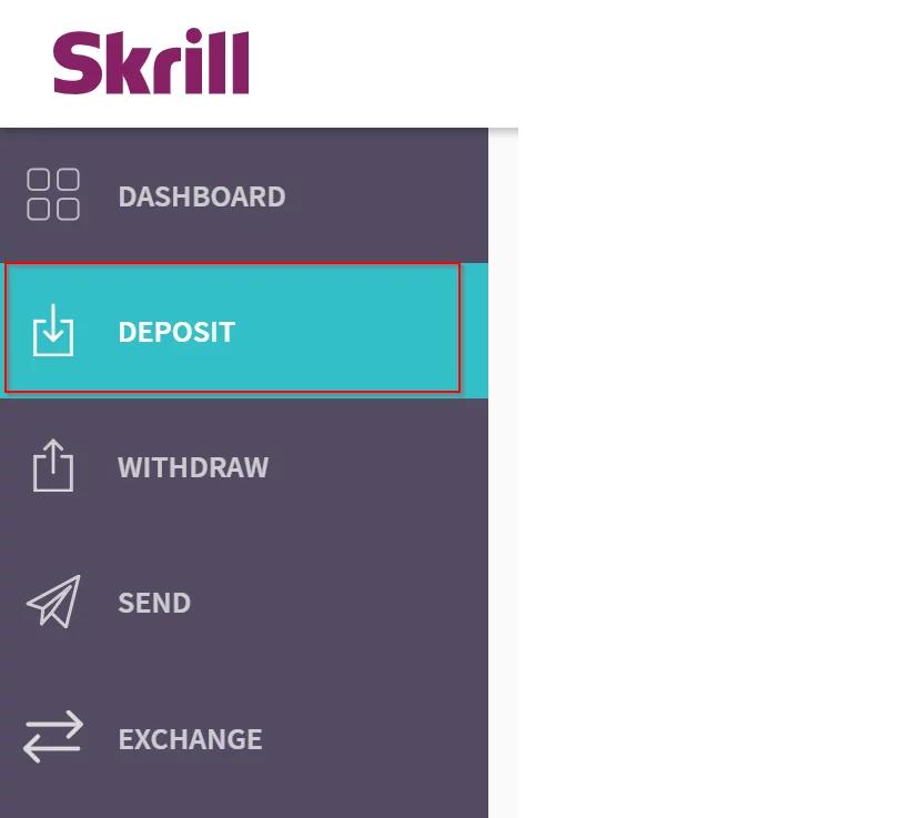Cách gửi tiền vào Skrill là gì