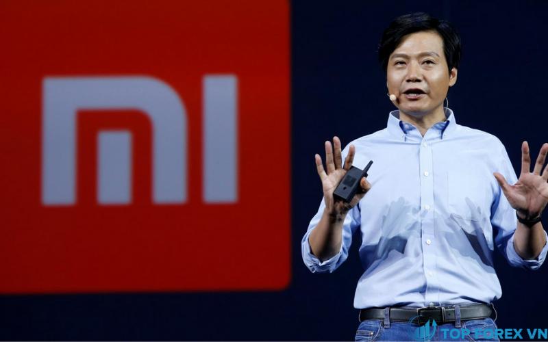 CEO Lei Jun của Xiaomi