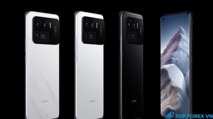 Các dòng điện thoại mới ra mắt của Xiaomi