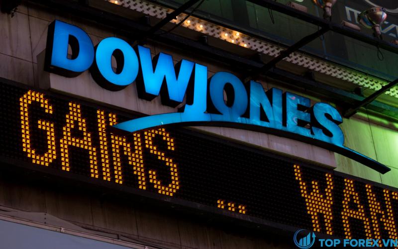 Dow Jones tăng
