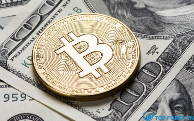 Giá Bitcoin tăng