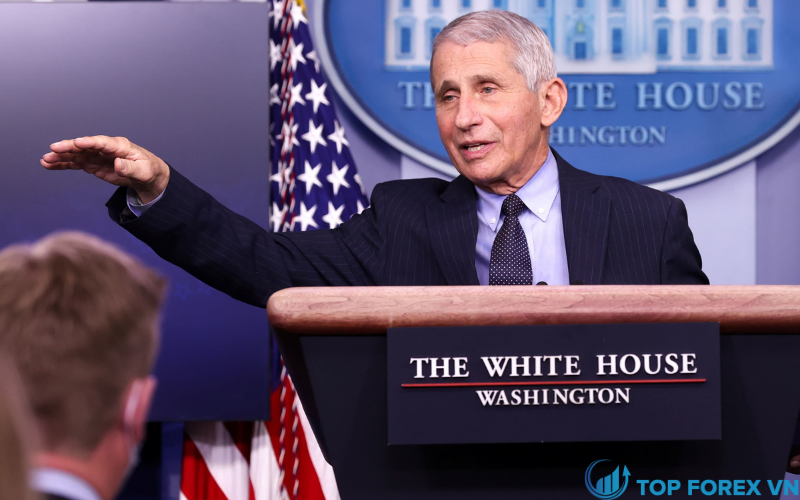 Giám đốc Viện Dị ứng và Các bệnh Truyền nhiễm Quốc gia NIH - Anthony Fauci
