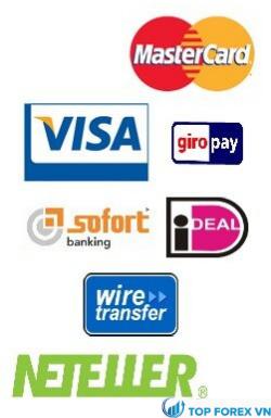 Phương pháp gửi và rút tiền