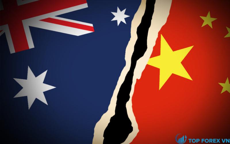 Quan hệ giữa Australia và Trung Quốc bắt đầu xấu đi
