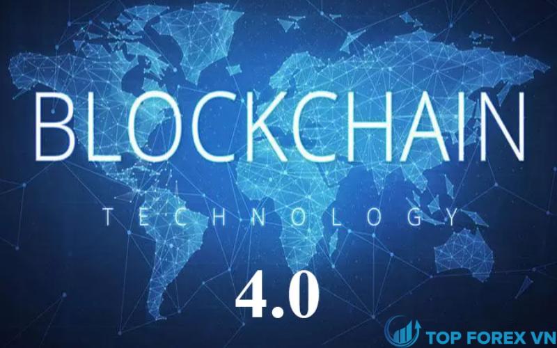 Công nghệ blockchain 4.0