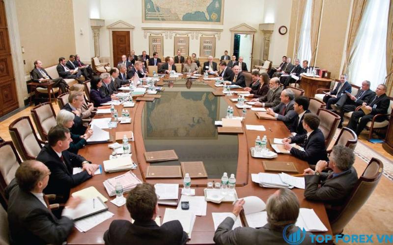 Cuộc họp được FOMC tổ chức