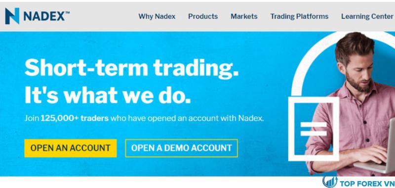 Sàn giao dịch Nadex
