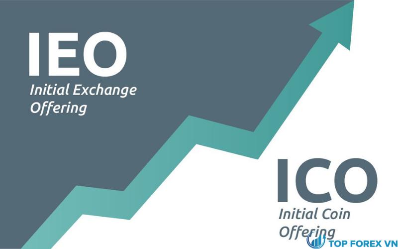 Sự khác biệt giữa ICO và IEO là gì