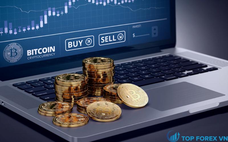 Trade bitcoin là gì