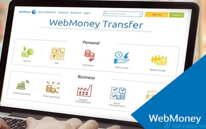 Webmoney là gì