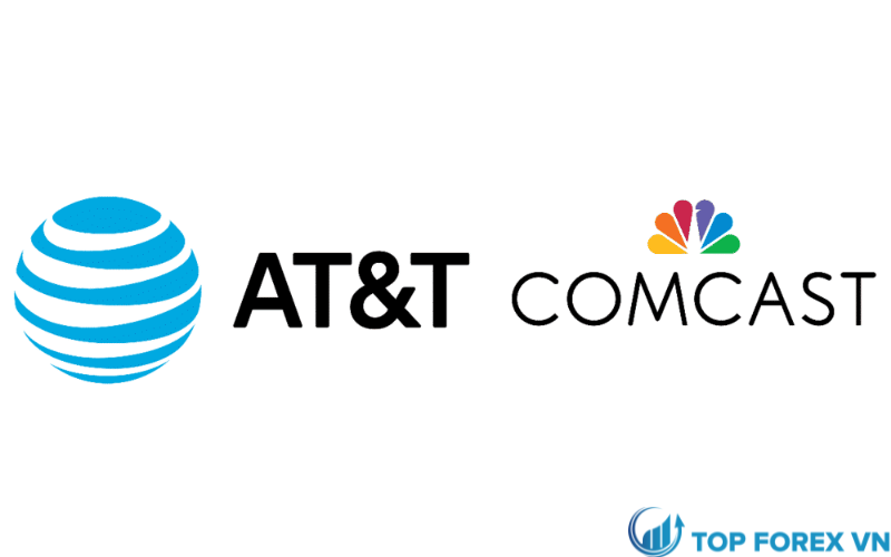 Cổ phiếu Comcast giảm