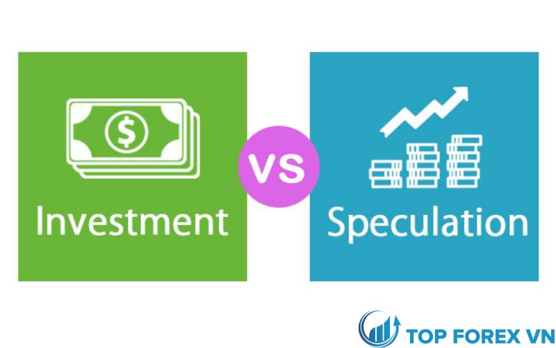 Sự khác biệt chính giữa đầu tư và đầu cơ là gì