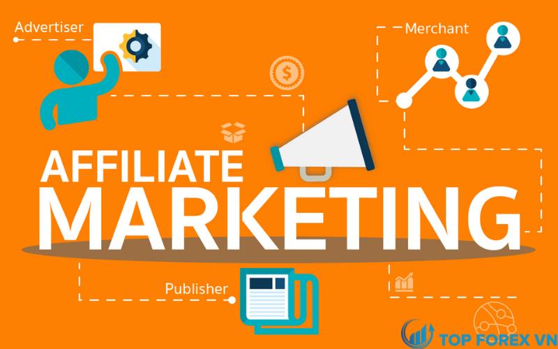 Cách kiếm tiền trên mạng bằng Affiliate Marketing