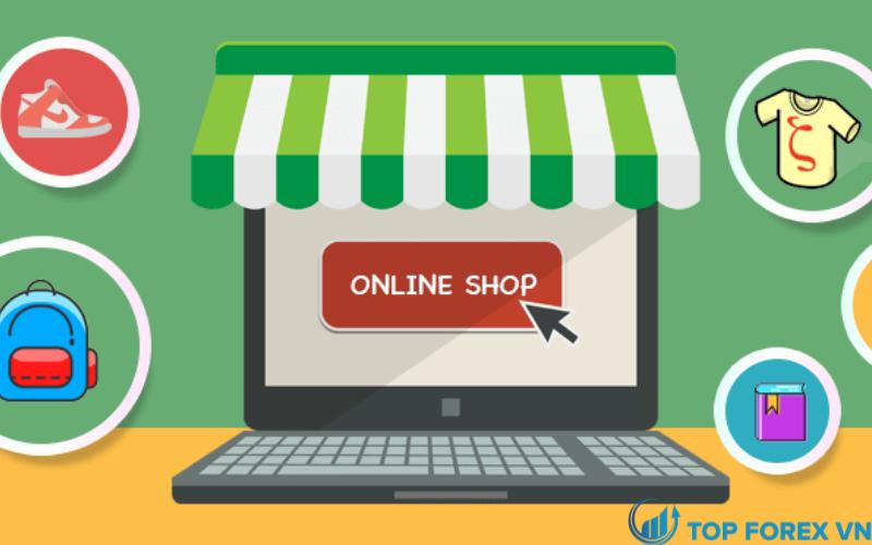 Cách kiếm tiền trên máy tính bằng bán hàng trực tuyến