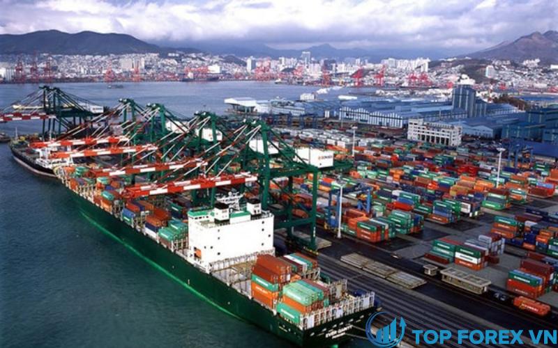 Cảng Busan