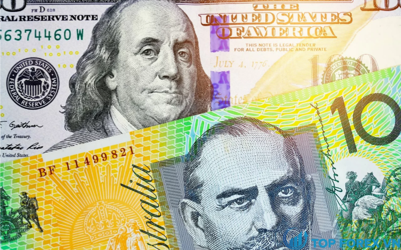 Đồng Đô la Úc giảm trong tuần qua