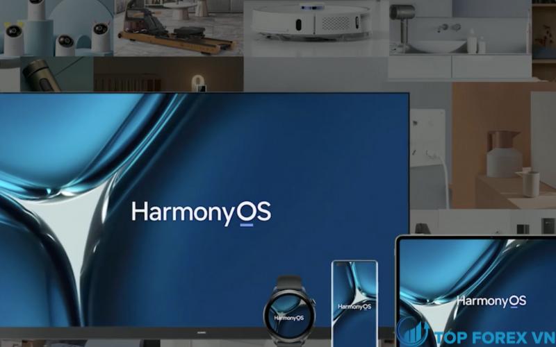 Huawei Technologies ra mắt hệ điều hành Harmony