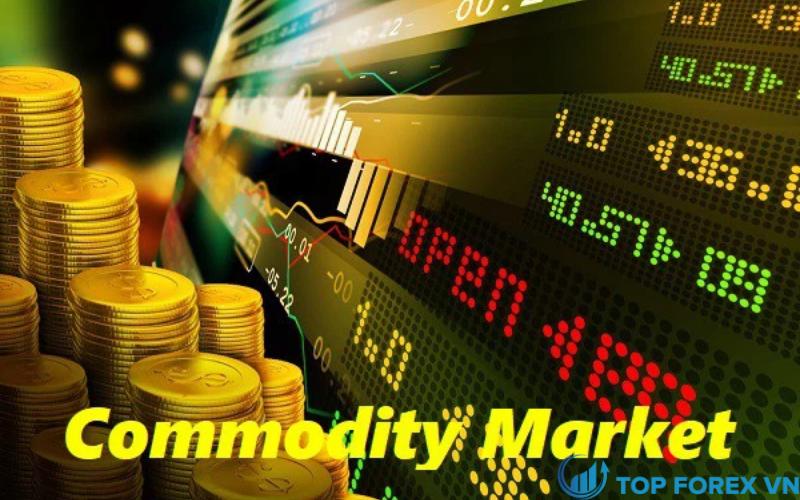 Thị trường hàng hóa là gì