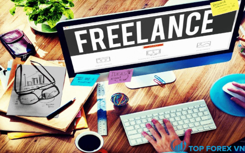 Trở thành freelancer trực tuyến