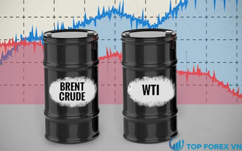 Các yếu tố ảnh hưởng đến giá dầu thô Brent và giá WTI