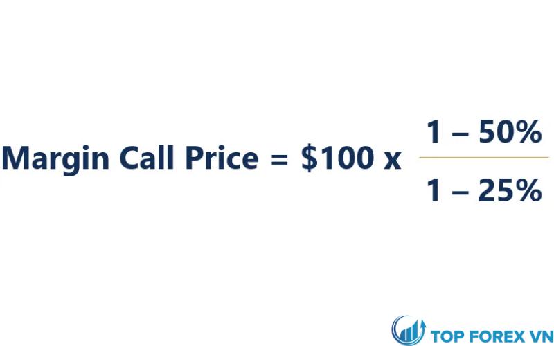 Ví dụ về cuộc gọi ký quỹ
